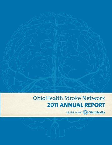 2011 ANNUAL REPORT - OhioHealth