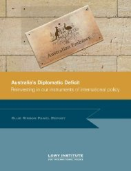 Download PDF - Lowy Institute for International Policy
