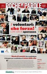 N. 35 / 2011 - I volontari che forza! - Fondazione Banco Alimentare