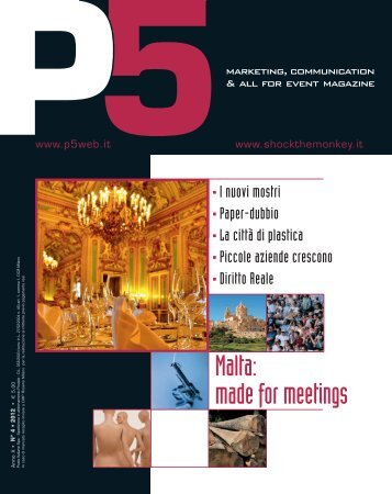 Malta: made for meetings - P5