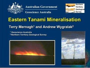 Type D - Geoscience Australia