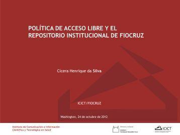 Presentación en formato pdf - Programa CRICS9