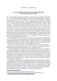 Deák János — Szternák György Az orosz geopolitikai gondolkodás ...