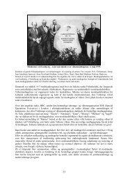 Isenbjerg, mindesten – våbenmodtagelse