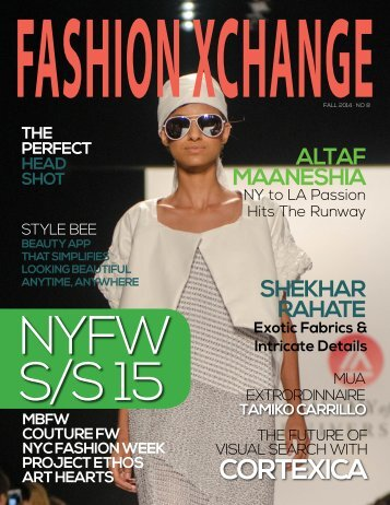 Behind The Label: Issue No.8