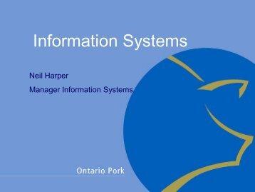 HRMex Presentation - Ontario Pork