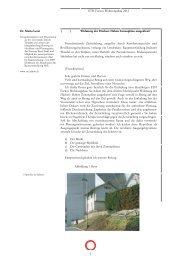 1 ETH Forum Wohnungsbau 2012 | | Widmung der Flächen: Haben ...