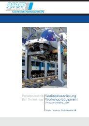 Werkstattausrüstung Workshop Equipment - Pfaff-silberblau