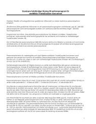 Styrelsens fullständiga förslag till optionsprogram för ... - Tradedoubler