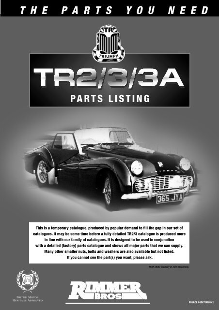 TR3 TRIUMPH TR2 TR3A WINDSCREEN FRAME TO BULKHEAD RUBBER SEAL 704126