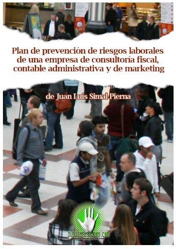 Plan de prevención de riesgos laborales de una empresa de ...