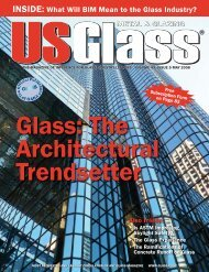 USGlass - May 2008 - USGlass Magazine