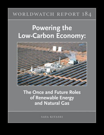 Powering the Low-Carbon Economy: - Worldwatch Institute