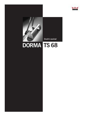 TS 68 DORMA - Sinai