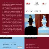 il depliant dell`iniziativa - Istituto Gramsci del Friuli Venezia Giulia
