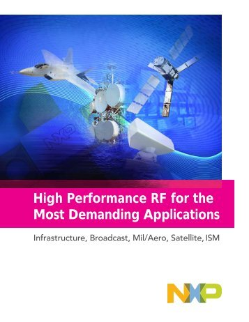 High Performance RF for the Most Demanding Applications - RfMW