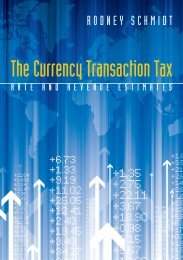 The Currency Transaction Tax - United Nations University