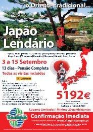 japão - o oriente tradicional - Lopes Viagens