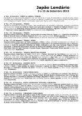 japão - o oriente tradicional - Lopes Viagens - Page 2
