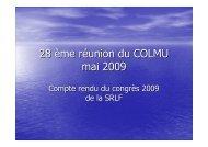 SRLF 09 - COLMU
