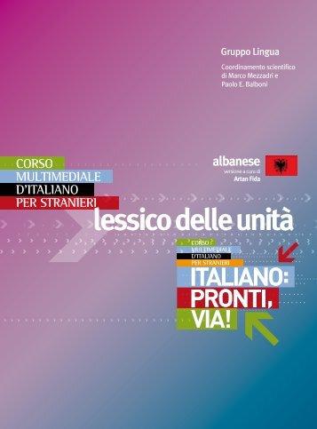 lessico delle unità - Guerra Edizioni