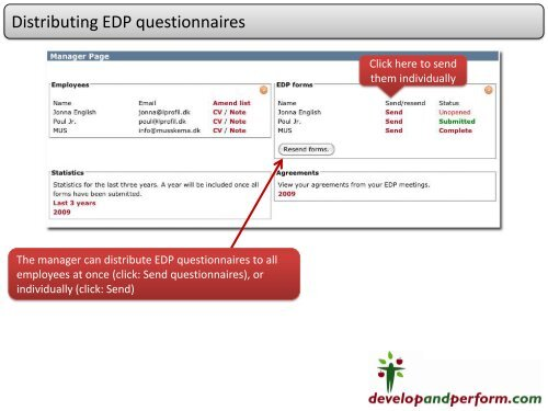 activate and save the demo as a pdf file - EDP with integrated TDP ...