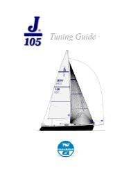 Download North's J/105 Tuning Guide - North Sails