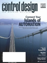 November 2012 - Control Design