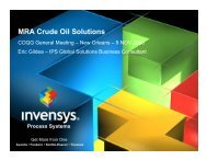 Process Systems MRA Crude Oil Solutions - Coqa-inc.org