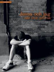 Jesus och jag – när tron prövas - Till Liv