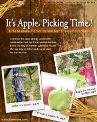 Apple picking tip! - Eversave