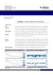 龍虎相搏 - 유로존 재정위기와 미국 경기회복
