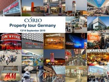 13 September Berlin / Dresden - Corio.eu