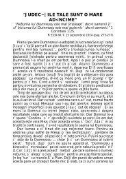 Vol. 12, Nr. 3 Judec`\ile Tale sunt o mare ad>ncime - AGS Consulting