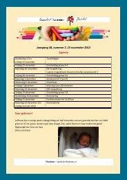 Florakel 07 van 15 november 2012