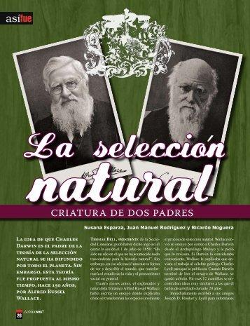 Selección natural - Uruguay Educa
