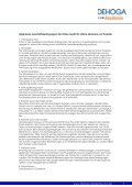 DEHOGA FachBrief Empfang - DEHOGA Akademie - Seite 7