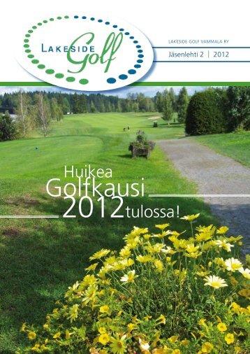 Jäsenlehti 2/2012