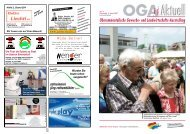 Ausgabe von Dienstag, 5. Juni 2007 als .pdf - OGA