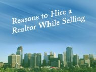 Reasons to Hire Realtors in Calgary While Selling
