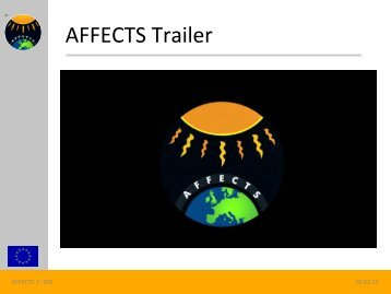 AFFECTS Trailer