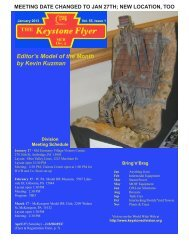 January 2013, Volume 55, Issue 1 - Keystone Division