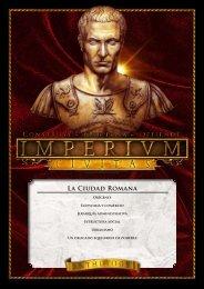 La ciudad romana. (1.65Mb) - FX Interactive