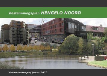 Bestemmingsplan HENGELO NOORD - Gemeente Hengelo