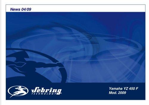 News 04 2009 Yamaha YZ 450 F ab 09 270109