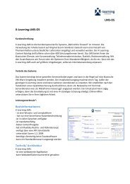 X-Learning-LMS-OS-Positionspapier - X-Learning.de
