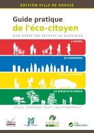 Guide pratique de l'éco-citoyen - Grasse