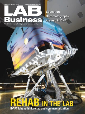 Rehabilitation Commercialization - Lab Business