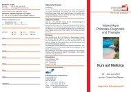 Kurs auf Mallorca - SGUM