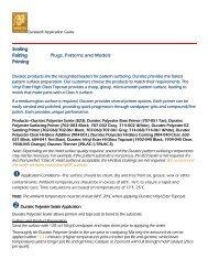 Sealing Fairing Priming Plugs, Patterns and Models